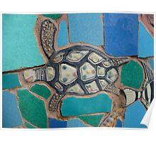 Turtle Dreams Poster
