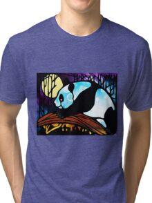 The Adventures of a Panda Tri-blend T-Shirt