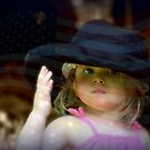 *Saluting our Troops* by Darlene Lankford Honeycutt