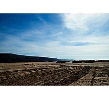 Barmouth Beach : Redux, Gwynedd, North Wales Photographic Print
