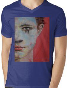 Young Mercury Mens V-Neck T-Shirt