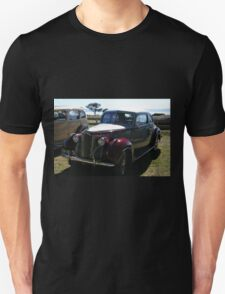 Packard #3 - Red & Grey Coupe T-Shirt