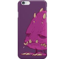 Monster-vector iPhone Case/Skin