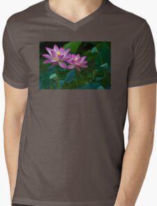 Life And Beauty Mens V-Neck T-Shirt