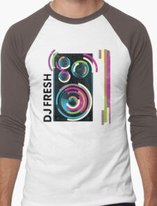 DJ Fresh Men's Baseball ¾ T-Shirt