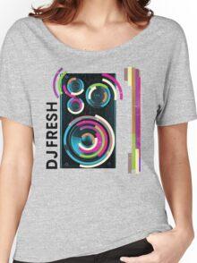 DJ Fresh Women's Relaxed Fit T-Shirt