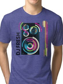 DJ Fresh Tri-blend T-Shirt