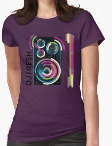 DJ Fresh Womens Fitted T-Shirt