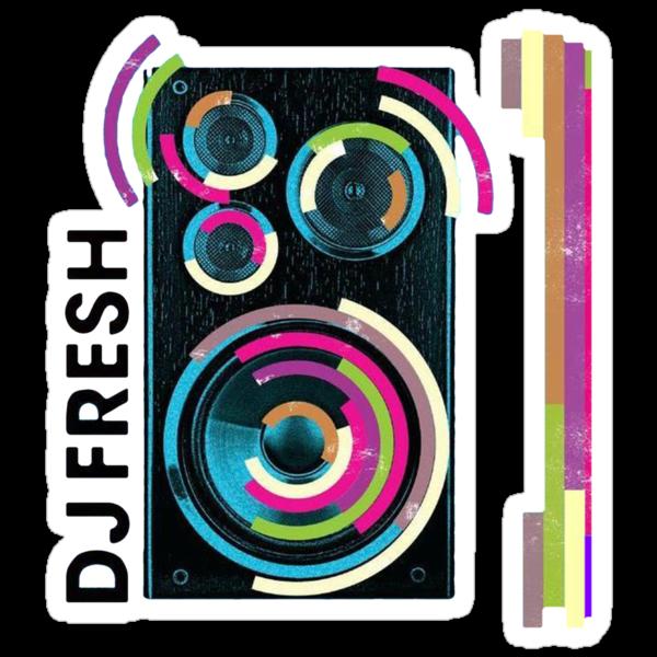 DJ Fresh by SmallKid92
