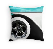 The Wheel Throw Pillow