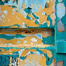 Turquoise & Orange by Orla Cahill Photography