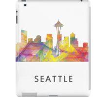 Seattle, Washington Skyline WB1 iPad Case/Skin