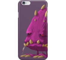 Monster-pixel iPhone Case/Skin