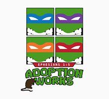 Adoption Works: TMNT Unisex T-Shirt