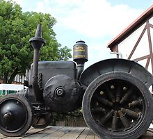 Old Tractor - Lanz Bulldog by karina5