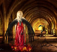 Dark Angel by Svetlana Sewell