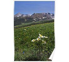 Pila, Valle d'Aosta Poster