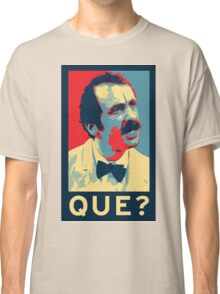 QUE? Classic T-Shirt
