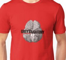 Grey's Anatomy Brain Unisex T-Shirt