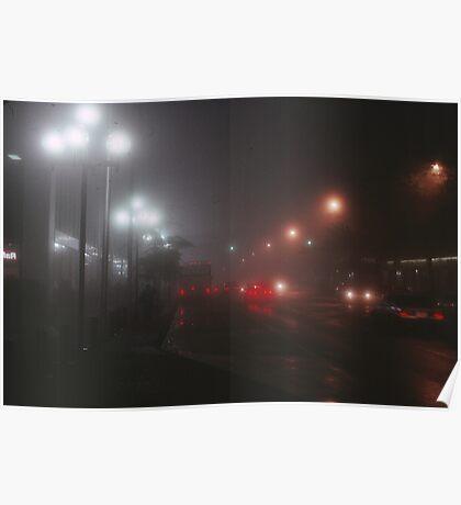 Night Bus Poster