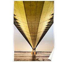 Humber Bridge (2) Poster