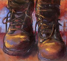 Memorial Day Boots by Deanor