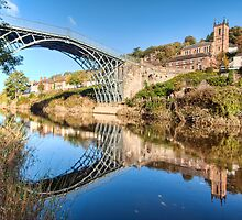 Ironbridge by Roy Griffiths