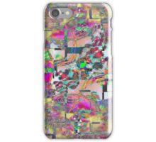Vaporwave-Solitaire Trip iPhone Case/Skin