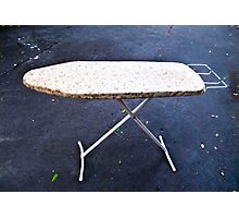 The Ironing Board Photographic Print