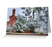 Dawley House Greeting Card