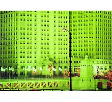 Wrigley Green  Photographic Print