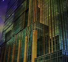 Building Reflections by Barbara Zuzevich