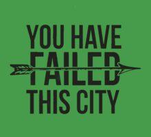 Failed City by harrison90