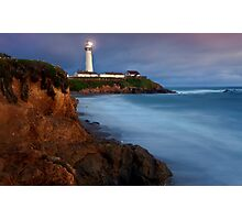 Pigeon Point Sunset Photographic Print