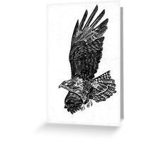 70 - HUMPHREY THE BUZZARD - DAVE EDWARDS - INK - 1983 Greeting Card