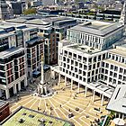 Above Paternoster Square by Sherie LaPrade