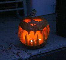 Pumpkin Smile by Jason Teeple