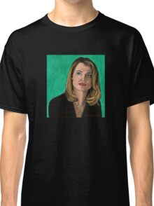 Blood Money - Lilah Morgan - Angel Classic T-Shirt