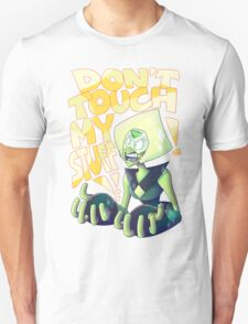 Don't Touch Her Stuff T-Shirt