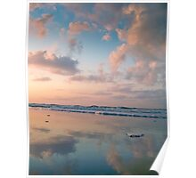 Ocean of Glass - Isle of Palms Poster