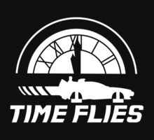 Time Flies (Back to the Future) by GreenHRNET