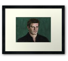Reunion - Angel - BtVS Framed Print