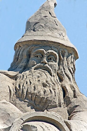 Wizard of Sand  by heatherfriedman