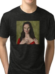 The Trial - Drusilla - BtVS Tri-blend T-Shirt