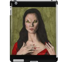 The Trial - Drusilla - BtVS iPad Case/Skin