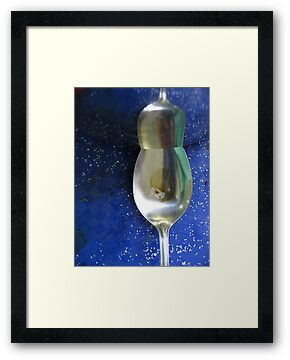 Spoon Abstract by Orla Cahill Photography