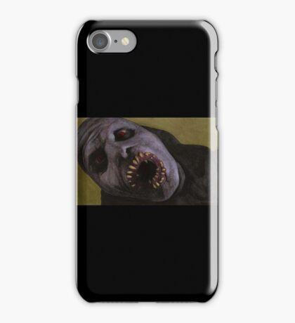 Listening to Fear - Queller Demon - BtVS iPhone Case/Skin