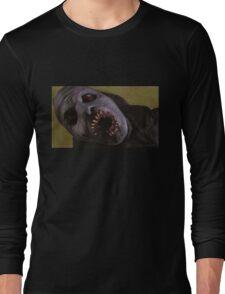 Listening to Fear - Queller Demon - BtVS Long Sleeve T-Shirt