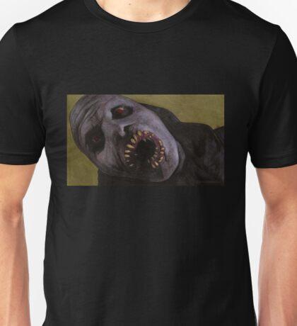 Listening to Fear - Queller Demon - BtVS Unisex T-Shirt