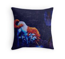 For The Children Throw Pillow